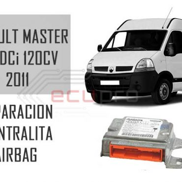 reparacion centralita de airbag master