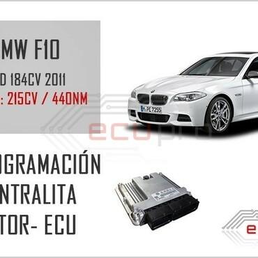 reprogramacion centralita bmw f10