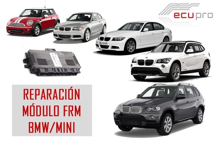 Fallo módulo FRM BMW