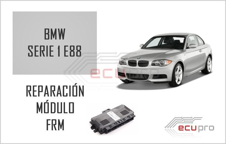 reparacón modulo bmw e88