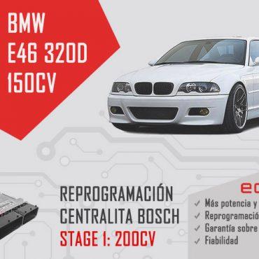 reprogramacion bmw e46 320d