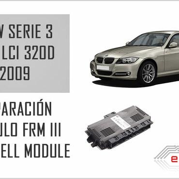 módulo de luces BMW E90