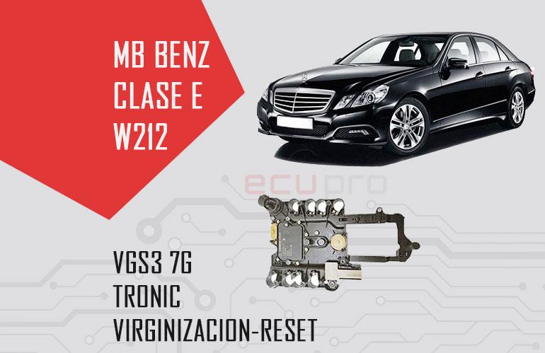 Mercedes 7G Tronic