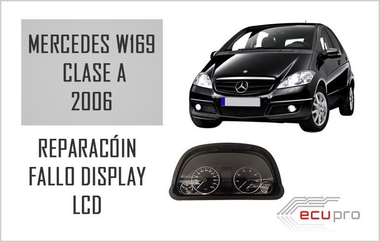 Reparación cuadro de instrumentos Mercedes