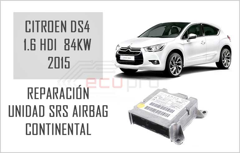 reparación centralita airbag 9678691580